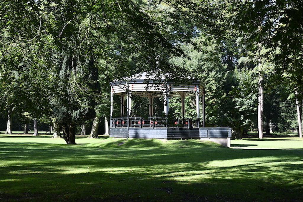 Muziektent, Velserbeek, Velsen City Blog