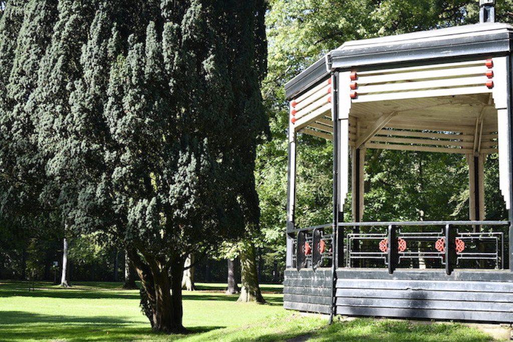 Muziektent Velserbeek, Velsen City Blog
