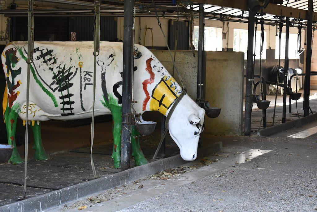 Zorgvrij stenen koe, Velsen City Blog