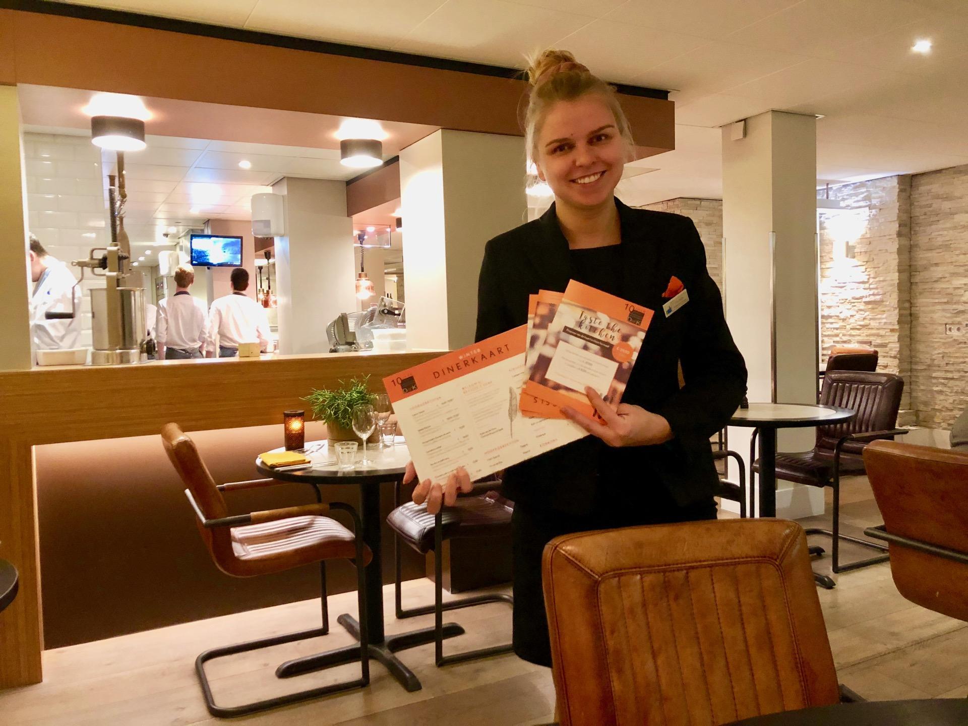 Gastvrouw DenK Velsen City Blog