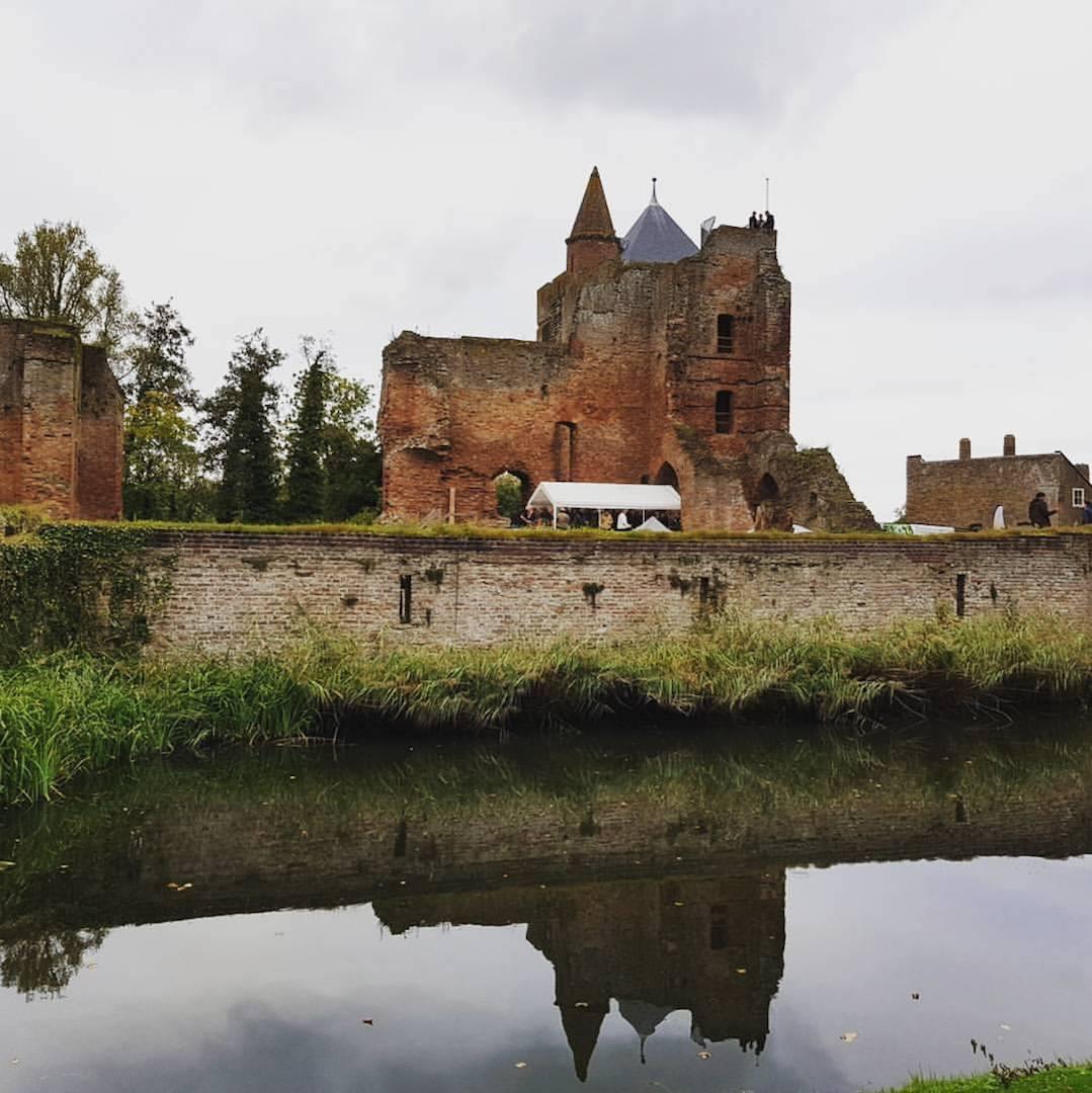 Ruine van Brederode Velsen City Blog