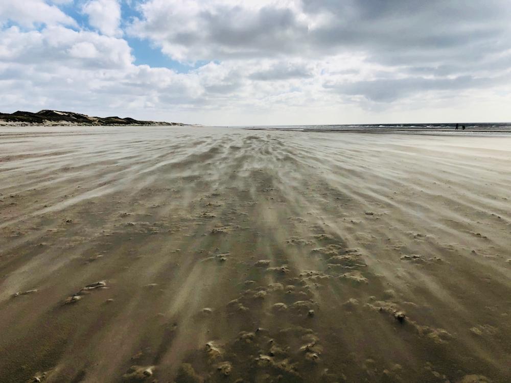 Strand lock down corona crisis Noord-Holland noord